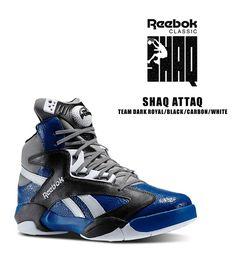 Reebok Shaq Attaq. Guillermo Rodriguez · Reebok the pump omni lite 05af1ab54