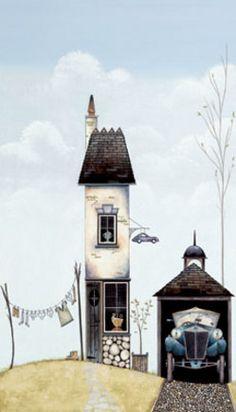 gary walton artwork | Home >> Artists A - Z >> Gary Walton >> His Place