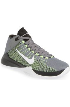 NIKE 'Zoom Ascention' High Top Basketball Shoe (Men). #nike #