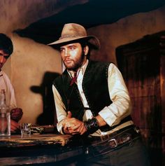 """Elvis Presley as Jess Wade in his twenty-ninth movie, an offbeat western entitled """"Charro!"""" (National General Pictures) which was filmed in Arizona during July and August of 1968 and released on March 13, 1969. The movie was shot at the Apacheland Movie Ranch in Apache Junction, Arizona near the Superstition Mountains, site of many paranormal stories including the famous """"Lost Dutchman Gold Mine"""", and at Old Tucson Studios in Arizona."""