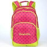 Pink Dot Backpack