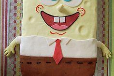 Spongebob - Torte (Rezept mit Bild) von kandisflocke | Chefkoch.de