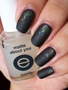 matte finger nails. - Click image to find more Products Pinterest pins