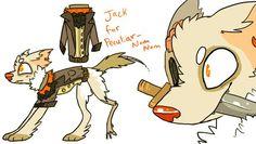 Jack for Peculiar-NomNom