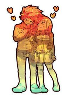 Fairy Tail Loke x Lucy