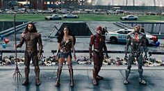 'Justice League' trailer: Wonder Woman is back and she's brought some new friends  Aw would you look at that? Batman's finally learning to play nice with others.  Or he's trying anyway. And the DC Extended Universe had better hope he succeeds because the fate of the world depends on it.   SEE ALSO: 'Justice League' Batmobile steals the show at Comic-Con Preview Night  Batman and Wonder Woman have reunited after the events of Batman v Superman: Dawn of Justice and they're now ready to bring…