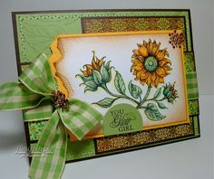 ChristineCreations: New Release - Sunflowers