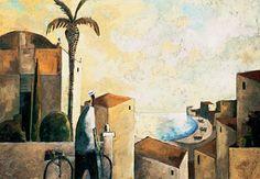 Bicicleta y Poma - Didier Lourenco
