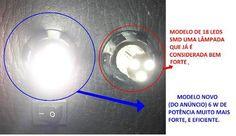 Lâmpada Led Ré, Freio, Placa, Pisca Seta, Lanterna Traseira, Farolete, Luz De Teto. Para saber mais entre no site.
