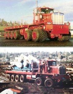 Kenworth Mega Truck