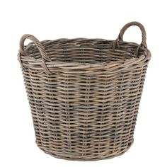 Large Baskets, Baskets On Wall, Wicker Baskets, Woven Baskets, Toy Storage, Storage Baskets, Blanket Basket, Barker And Stonehouse, Sewing Baskets