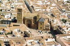 https://flic.kr/p/gPsLRc | Plaza Mayor e Iglesia | Villanueva de los Infantes