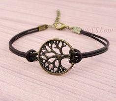 Tree bracelet - etsy