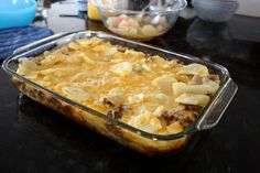 Paula Deans Sunday morning breakfast casserole. Very delicious. Will make again!