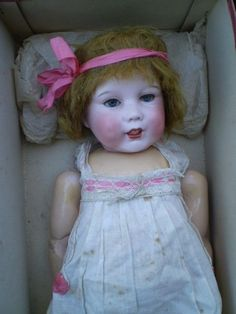 US $1,350.00 Used in Dolls & Bears, Dolls, Antique (Pre-1930)