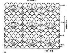 Crochet Stitch Diagram Crochet Stitches Patterns