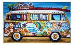 The magic bus !