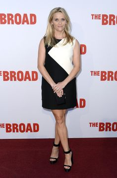 Reese Witherspoon attends The Broad museum's inaugural celebration September 18, 2015, in Los Angeles, California.