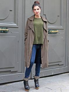 Street Snap, Street Chic, Autumn Inspiration, Paris Fashion, Normcore, Jeans, Casual, Jackets, Paris Style