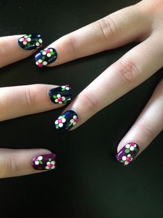 Cool Acrylic Nails A Little Bling Goes A Long Way Acrylic Nails