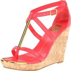 DV by Dolce Vita Women's Tremor Wedge Sandal - Price:	$52.89 - $79.99 [ http://www.phashionique.com/dv-by-dolce-vita-womens-tremor-wedge-sandal/ ]