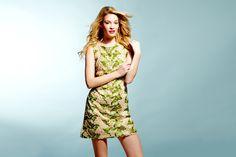 Floral Lace Dress £155