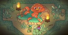 A Cartoon Action RPG With Adventure Time Vibes