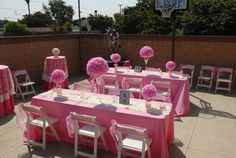 Diamonds And Pearls Baby Shower