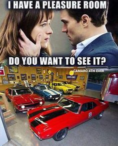 "The Muscle Car History Back in the and the American car manufacturers diversified their automobile lines with high performance vehicles which came to be known as ""Muscle Cars. Chevy Jokes, Car Jokes, Truck Memes, Car Humor, Truck Quotes, Funny Jokes, Hilarious, Pontiac Gto, Chevrolet Camaro"