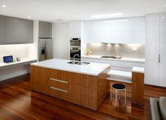 Beecroft - moderne - Cuisine - Sydney - Kitchens By Design Australia
