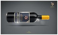 """""""Bronzone"""", a wine produced with Sangiovese grapes from the estate's most suitable vineyard, is a Morellino di Scansano """"Cru"""". @marchesimazzei #wine #marchesimazzei #wine #winelover #belguardo"""