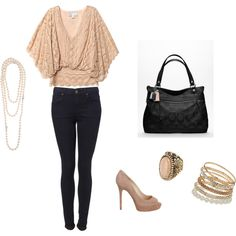 Classy Going Out... Outfit