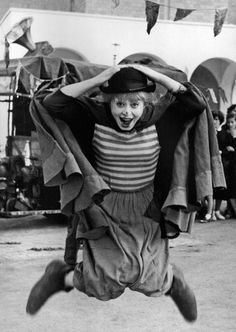 Federico Fellini on Giulietta Masina, born 91 years ago today.