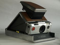 SX-70 Land Camera by Henry Dreyfuss and Associates