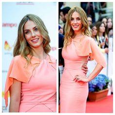 Impresionante @marta_abril en el Festival de cine de Málaga con vestido de @roksandailincic para #24Fab ¡Perfecta para la alfombra roja! ✨ Nada nos gusta más que ver nuestros vestidos en los eventos más importantes de nuestro país  #FestivalDeMalaga #AlquilaTuLook #LujoATuAlcance