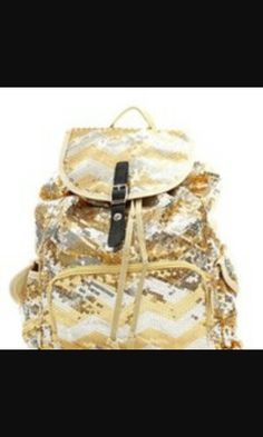 Chevron Sequin Backpack For Sale Sequin Backpack, Backpack Purse, Drawstring Backpack, Fashion Backpack, Survival Backpack, Tactical Backpack, Hiking Backpack, Chevron Backpacks, Silver Backpacks