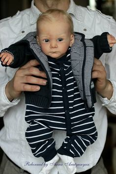 Mathis by Gudrun Legler - Online Store - City of Reborn Angels Supplier of Reborn Doll Kits and Supplies