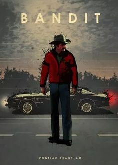 steel canvas Movies & TV car cars legend pontiac trans am burt reynolds smokey and the bandit