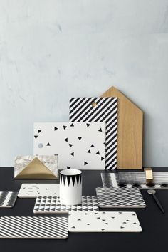 ferm LIVING SS14 collection new graphic cutting boards
