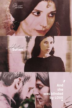 and she was blinded by love, Hatice Sultan