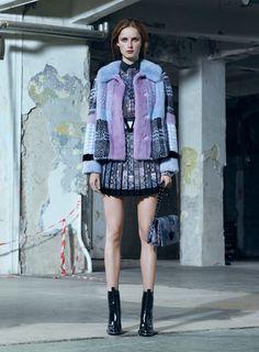 Versace, Look #28, pre-fall 2016