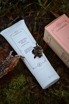 Youth Glo by Supermood, the Finnish holistic beauty brand