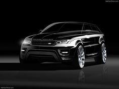 Range Rover Concept Sketch