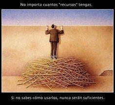 Gran verdad..