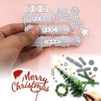 presenta cintas Cumpleaños Tarjetas de Navidad Topper * Corte muere * *
