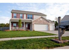 Our listing of the week is in Plainfield at 2423 Burgundy Way. #Plainfield #Indiana #Housing