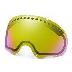 2fee69a2d62 Oakley A FRAME® SNOW Goggle udskiftnings linser