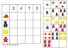 sorting activities for kıds Montessori Math, Preschool Learning Activities, Sorting Activities, Tracing Worksheets, Worksheets For Kids, Logic Games, Math Games, Brain Teasers For Kids, Tracing Letters