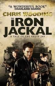 The Iron Jackal Cover