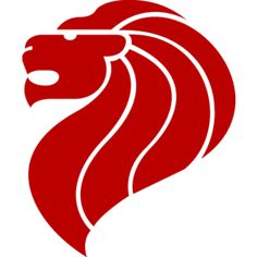 Singapore Lion logo, Vector Logo of Singapore Lion brand free . Islamic Birthday Wishes, Ghost Rider Drawing, Merlion Singapore, Lion Logo, Lion Art, Singapore Travel, Art Programs, Lion Tattoo, Lion Brand